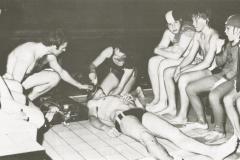 Erste-Hilfe-Übung 1980