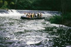 Bootstour Hammelburg 1989