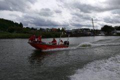 Bootsausflug auf dem Main 2017