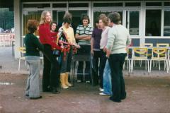 Wachraum am Weißsee 1975
